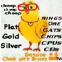 yellow chick logo
